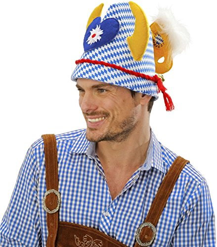 Lustige Oktoberfest Hüte für Herren