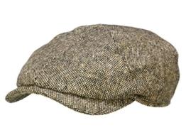 Wigens Ivy Cap Ballonmütze mit Ohrenklappen - light brown 61 -