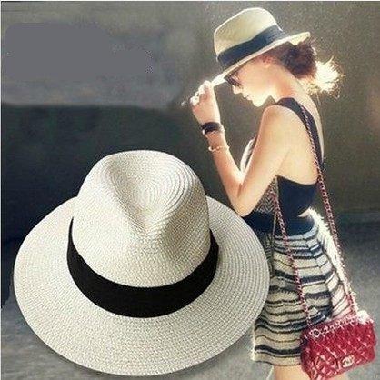 Mit Panamahüten stets gut aussehen