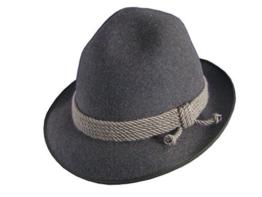 Zapf - originaler Hochgolling Trachtenhut, Wolle, Handarbeit, Sonderanfertigung für Breiter München - 61 -